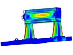 analizy MES i symulacje kinematyczne i dynamiczne CSTNG projektowanie techniczne CAD rzeszow