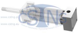 grafika 3d render wizualizacja silnik pneumatyczny cstng