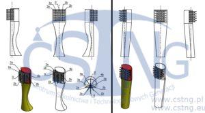 innowacja szczoteczka do zebow rysunki techniczne