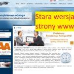biuro patentowe inicjator Rzeszów strona www stara